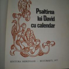 Cristina LuciaIacob BicaMarza - Psaltirea lui David