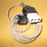 CABLU ELECTRIC 220 V - Cablu si prelungitor