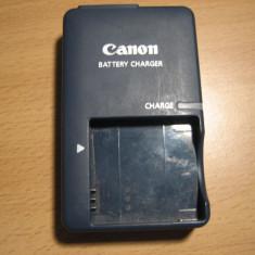 Incarcator alimentator original Canon model CB-2LVE 4.2 V si 0.65 A pentru NB-4L