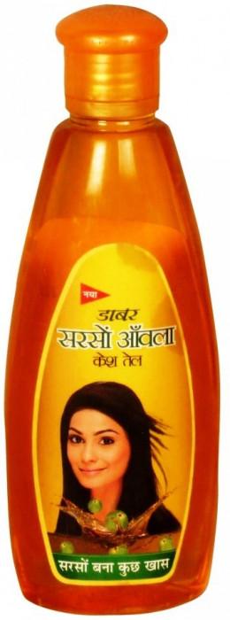 Ulei pentru par Indian din amla si migdale (made in India) excelent in tratamente pentru caderea parului