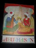 ABU HASAN/CU ILUSTRATII=CARAGIALE