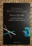 Wittgenstein JURNALE * CATEVA REMARCI DESPRE FORMA LOGICA Ed. Humanitas 2010