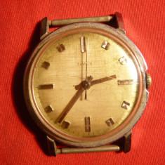 Ceas vechi, mecanic, de mana, marca TIMEX - Ceas de mana