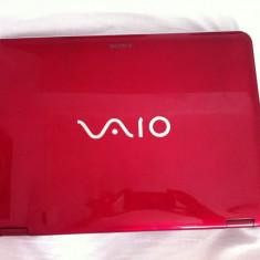 SONY VAIO VGN-CS310J second, in stare FOARTE FOARTE BUNA - Laptop Sony, Intel Core 2 Duo, 1501- 2000Mhz, Sub 15 inch, 4 GB, 320 GB