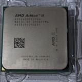 Procesor am2+ AM3 Athlon II X2 240 Dual 2.8Ghz cooler box  65W ddr2 sau ddr3