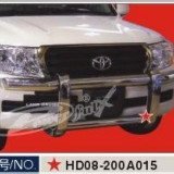 "INOX BULL BAR TOYOTA LAND CRUISER 2008+ FJ200 [3""/76mm] - Bullbar auto"