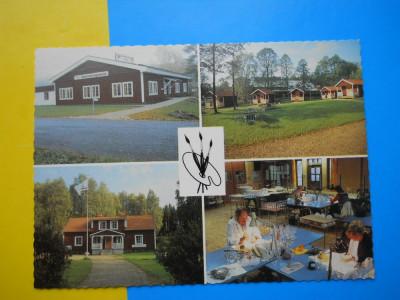 Suedia-Lindbloms-Atelierele de sticlarie traditionala foto