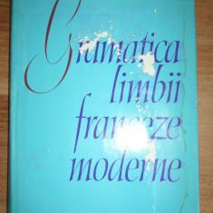 GRAMATICA LIMBII FRANCEZE MODERNE I.BRAESCU M.SARAS