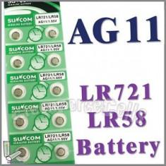 BATERII AG11