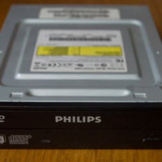 Philips DVD Writer 18x SPD2412BM interfata IDE - DVD writer PC