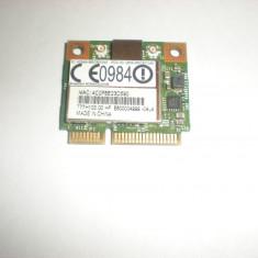 Placa de retea wireless laptop acer travelmate 5742 B/G/N