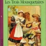 Al.Dumas-Les Trois Mousquetaires (Cei trei muschetari-in franceza)-ed EDDL-France-seria Grands Classiques-1996 (B1521) - Carte in franceza
