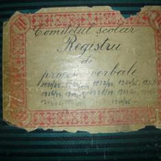Seminarul pedagogic universitar Titu Maiorescu - Registru de procese verbale ( 1931 - 1948 ) - Hartie cu Antet