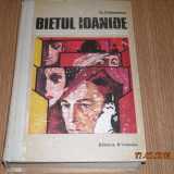 BIETUL IOANIDE-GEORGE CALINESCU, 1980