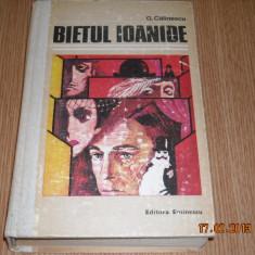 BIETUL IOANIDE-GEORGE CALINESCU