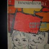 COPIILOR - MAIAKOVSKI - NINA CASSIAN - Carte educativa