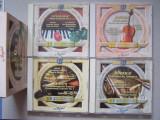 50 GREATEST MASTERWORKS OF THE CLASSICS - WAGNER, BACH, MOZART, LISZT ETC (4 CD)