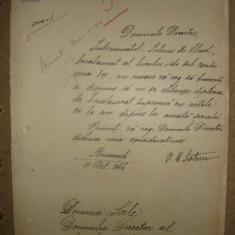 Lot 3 cereri - eliberare acte de studii - 1946