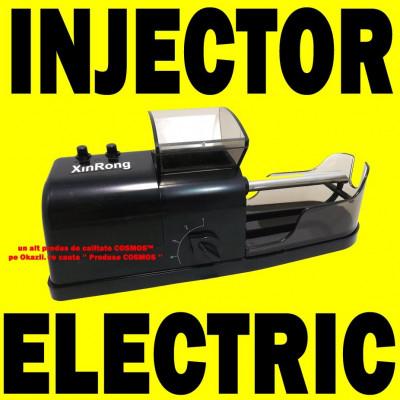 INJECTOR ELECTRIC Aparat De Facut Tigari Pentru Injectat Tutun In Tuburi foto