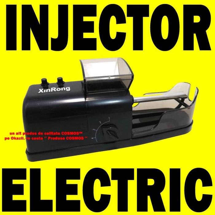 INJECTOR ELECTRIC Aparat De Facut Tigari Pentru Injectat Tutun In Tuburi foto mare