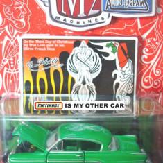 Macheta americana '54 DODGE CORONET/scara 1/64/M2 MACHINES, Inc. ++2100 de LICITATII !! - Macheta auto