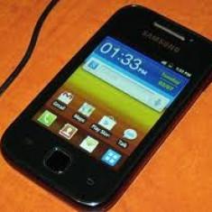 Vand samsung galaxy y cumparat in 2012 - Telefon mobil Samsung Galaxy Y