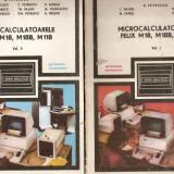 Microcalculatoarele Felix M18,M18B,M118*2 vol., Alta editura