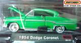 Macheta americana '54 DODGE CORONET /scara 1/64/M2 MACHINES,Inc. ++2100 de LICITATII !!, 1:64