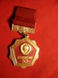 Medalia 50 Ani URSS