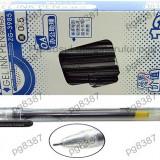 Pix cu gel 0.5mm, negru-113440
