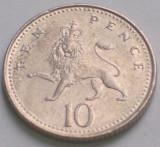 10 pence marea britanie