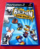 Joc Rayman Raving Rabbids, PS2, original, 24.99 lei(gamestore)!, Actiune, 3+, Single player, Ubisoft