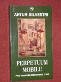 Artur Silvestri - Perpetuum mobile - Piese improvizate pentru violoncel si oboi