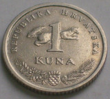 1 kuna 1995, Europa