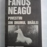 Povestiri din drumul Brailei - Fanus Neagu - Nuvela