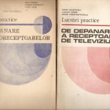 Lucrari practice de depanare a radioreceptoarelor*2 vol., Alta editura