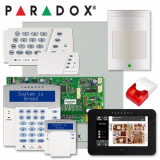 Alarma antiefractie wireless paradox montaj gratuit - Sisteme de alarma