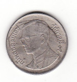 Thailanda 1 baht 1993 (2536)