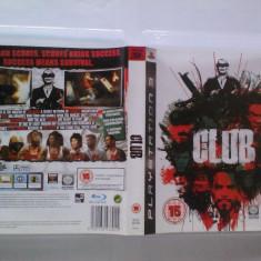The CLUB (PS3) (ALVio) + sute de alte jocuri PS3 ( VAND /SCHIMB ), Shooting, Multiplayer