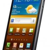 Samsung Galaxy SII in perfecta stare 10/10. Nu este zgariat, functioneaza perfect, este foarte intretinut. Tinut in permanenta in toc si cu folie. - Telefon mobil Samsung Galaxy S2, Negru, 16GB