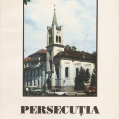 PREOT ALEXANDRU RATIU - PERSECUTIA BISERICII ROMANE UNITE (1994) - (BISERICA ROMANA UNITA CU ROMA, GRECO CATOLICA, CATOLIC, CATOLICI, UNITI, UNIATIE)