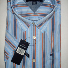 Camasa originala Tommy Hilfiger maneca scurta - barbati M  -100% AUTENTIC