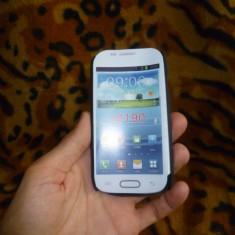 20. Capac husa protectie cauciucata Galaxy S3 mini + folie protectie cadou - Husa Telefon Akella, Samsung Galaxy S3 Mini