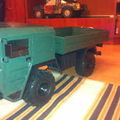 VAND CAMION MAN KAT 4X4 RTR TRIAL/CRAWLER HOME MADE - Masinuta Altele
