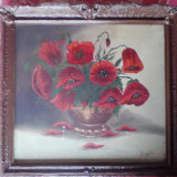 Flori de mac - Papp A. - Pictor roman