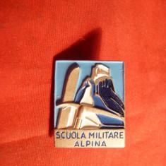 Insigna Scuola Militare Alpina