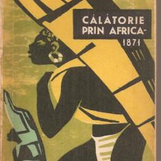 (C3044) CALATORIE PRIN AFRICA 1871 DE H. M. STANLEY, EDITURA TINERETULUI, 1970, IN ROMANESTE DE EUGEN B. MARIAN, EDITIE PRESCURTATA - Carte de calatorie