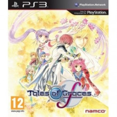 PE COMANDA Tales Of Graces f PS3 - Jocuri PS3 Namco Bandai Games, Arcade, 12+