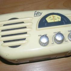 APARAT RADIO FIFTY RETRO,APARAT RADIO DE COLECTIE VINTAGE