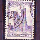 1928 Belgia Mi. 248 stampilat